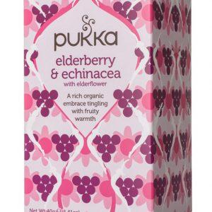 Elderberry-echinacea