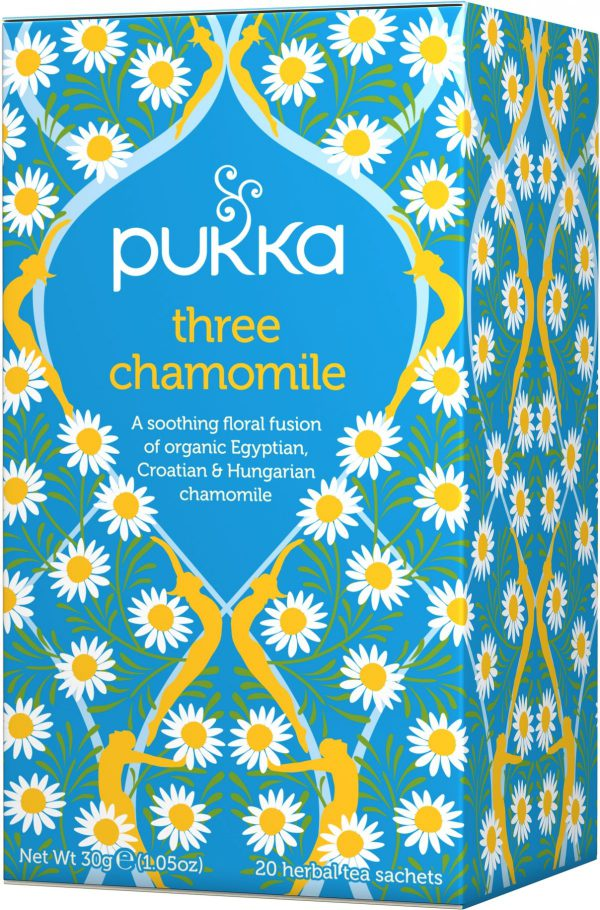 Three-Chamomile