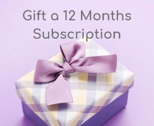 12 months gift