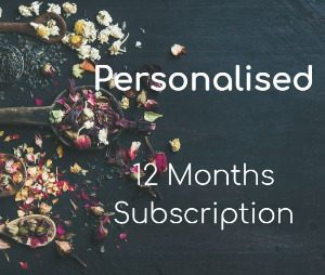12 months personalised