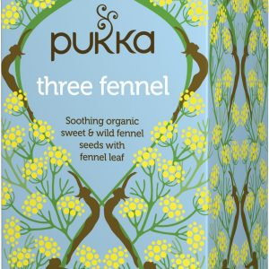 Three-Fennel