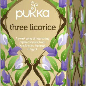 Three-Licorice