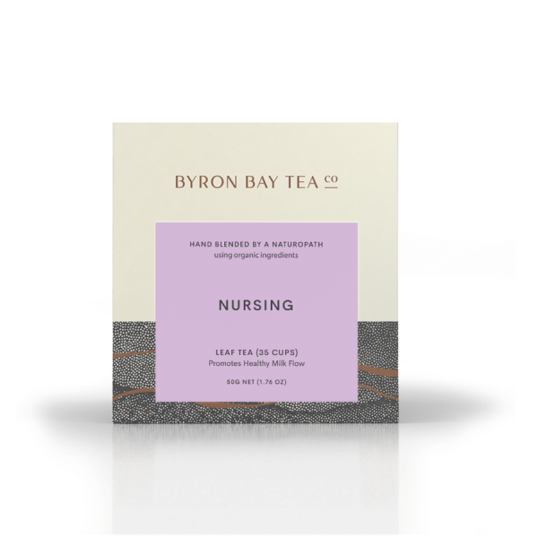 nursing tea