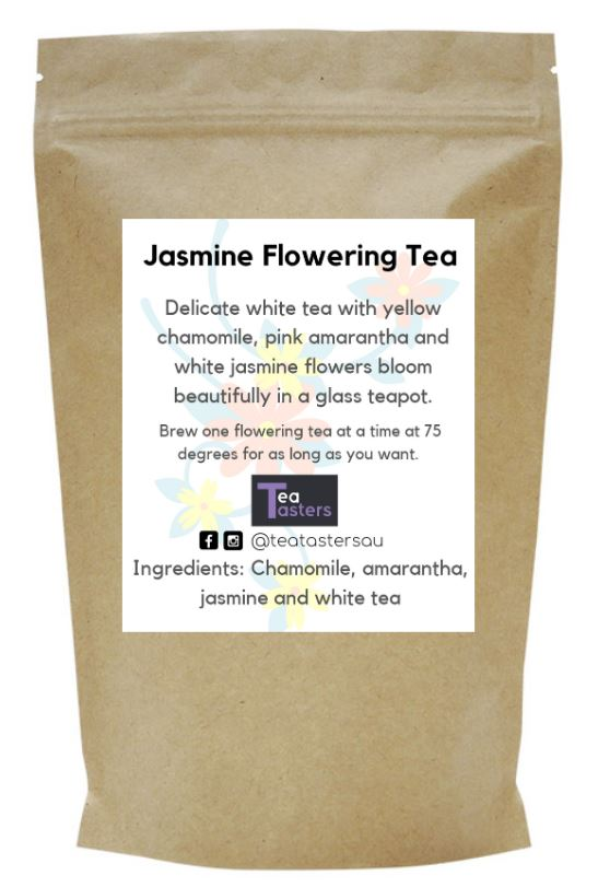 Jasmine flowering